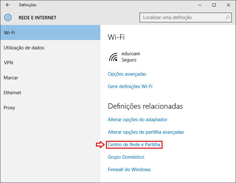 encontre redes wifi